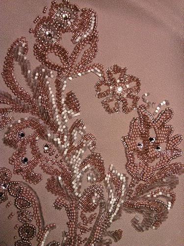 Вышивка из бисера на костюмах
